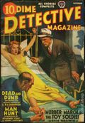 Dime Detective Magazine (1931-1953 Popular Publications) Pulp Oct 1939