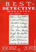 Best Detective Magazine (1929-1937 Street & Smith) Pulp Vol. 1 #2