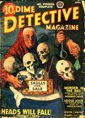 Dime Detective Magazine (1931-1953 Popular Publications) Pulp Vol. 33 #1