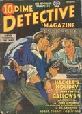 Dime Detective Magazine (1931-1953 Popular Publications) Pulp Vol. 34 #3