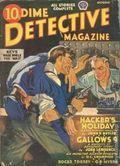 Dime Detective Magazine (1931-1953 Popular Publications) Pulp Oct 1940