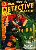 Dime Detective Magazine (1931-1953 Popular Publications) Pulp Jan 1941