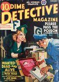 Dime Detective Magazine (1931-1953 Popular Publications) Pulp Feb 1941