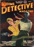 Dime Detective Magazine (1931-1953 Popular Publications) Pulp Vol. 35 #4