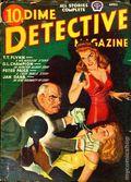 Dime Detective Magazine (1931-1953 Popular Publications) Pulp Apr 1941