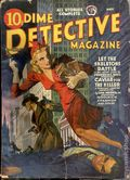 Dime Detective Magazine (1931-1953 Popular Publications) Pulp May 1941