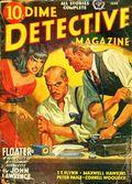 Dime Detective Magazine (1931-1953 Popular Publications) Pulp Jun 1941