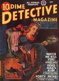 Dime Detective Magazine (1931-1953 Popular Publications) Pulp Jul 1941