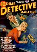 Dime Detective Magazine (1931-1953 Popular Publications) Pulp Aug 1941