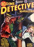 Dime Detective Magazine (1931-1953 Popular Publications) Pulp Vol. 37 #4