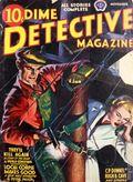 Dime Detective Magazine (1931-1953 Popular Publications) Pulp Nov 1941