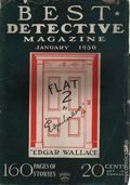 Best Detective Magazine (1929-1937 Street & Smith) Pulp Vol. 1 #3
