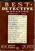 Best Detective Magazine (1929-1937 Street & Smith) Pulp Vol. 1 #4