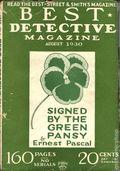 Best Detective Magazine (1929-1937 Street & Smith) Pulp Vol. 2 #4