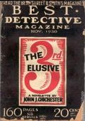 Best Detective Magazine (1929-1937 Street & Smith) Pulp Vol. 3 #1