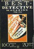 Best Detective Magazine (1929-1937 Street & Smith) Pulp Vol. 3 #4