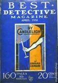 Best Detective Magazine (1929-1937 Street & Smith) Pulp Vol. 3 #6