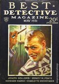 Best Detective Magazine (1929-1937 Street & Smith) Pulp Vol. 4 #1