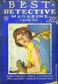 Best Detective Magazine (1929-1937 Street & Smith) Pulp Vol. 4 #2