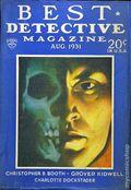 Best Detective Magazine (1929-1937 Street & Smith) Pulp Vol. 4 #4