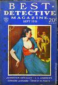 Best Detective Magazine (1929-1937 Street & Smith) Pulp Vol. 4 #5
