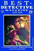 Best Detective Magazine (1929-1937 Street & Smith) Pulp Vol. 5 #1