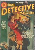 Dime Detective Magazine (1931-1953 Popular Publications) Pulp Mar 1942