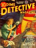 Dime Detective Magazine (1931-1953 Popular Publications) Pulp Vol. 39 #1