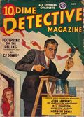 Dime Detective Magazine (1931-1953 Popular Publications) Pulp Vol. 39 #2