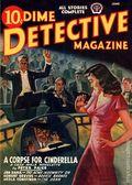 Dime Detective Magazine (1931-1953 Popular Publications) Pulp Jun 1942