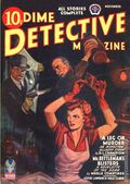 Dime Detective Magazine (1931-1953 Popular Publications) Pulp Vol. 40 #4