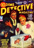 Dime Detective Magazine (1931-1953 Popular Publications) Pulp Apr 1943