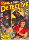 Dime Detective Magazine (1931-1953 Popular Publications) Pulp Vol. 42 #2