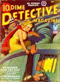 Dime Detective Magazine (1931-1953 Popular Publications) Pulp Jul 1943