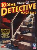Dime Detective Magazine (1931-1953 Popular Publications) Pulp Dec 1943