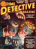 Dime Detective Magazine (1931-1953 Popular Publications) Pulp Jan 1944
