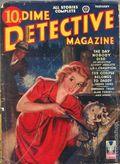 Dime Detective Magazine (1931-1953 Popular Publications) Pulp Feb 1944