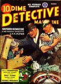 Dime Detective Magazine (1931-1953 Popular Publications) Pulp Mar 1944