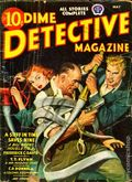 Dime Detective Magazine (1931-1953 Popular Publications) Pulp May 1944