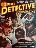 Dime Detective Magazine (1931-1953 Popular Publications) Pulp Aug 1944