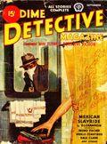 Dime Detective Magazine (1931-1953 Popular Publications) Pulp Sep 1944