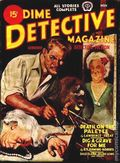 Dime Detective Magazine (1931-1953 Popular Publications) Pulp Nov 1944