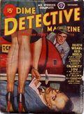 Dime Detective Magazine (1931-1953 Popular Publications) Pulp Dec 1944