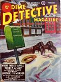 Dime Detective Magazine (1931-1953 Popular Publications) Pulp Feb 1945
