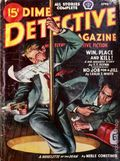 Dime Detective Magazine (1931-1953 Popular Publications) Pulp Vol. 48 #1