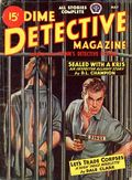 Dime Detective Magazine (1931-1953 Popular Publications) Pulp May 1945