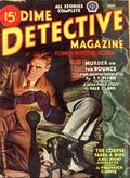 Dime Detective Magazine (1931-1953 Popular Publications) Pulp Jun 1945