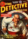 Dime Detective Magazine (1931-1953 Popular Publications) Vol. 49 #1