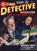 Dime Detective Magazine (1931-1953 Popular Publications) Pulp Nov 1945