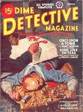 Dime Detective Magazine (1931-1953 Popular Publications) Pulp Mar 1946